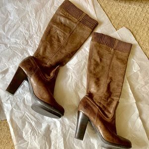Pull up FRYE boots size 7.5
